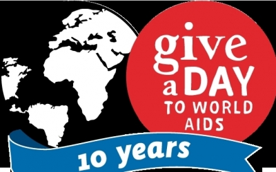 This Give a Day:  Understanding 90-90-90, The three-pronged  goal of  UNAids to combat HIV